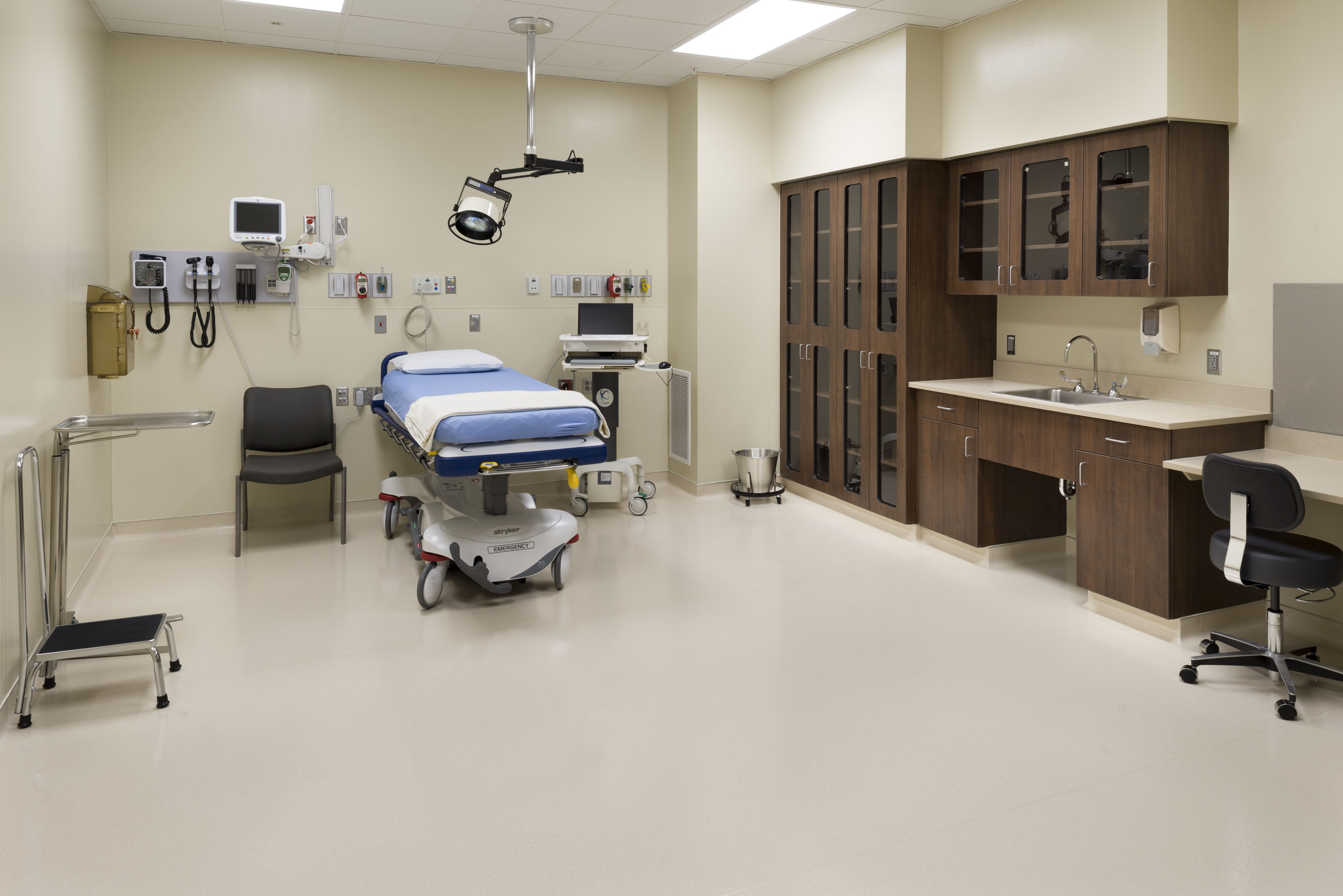 _Emergency Department Major Treatment Room