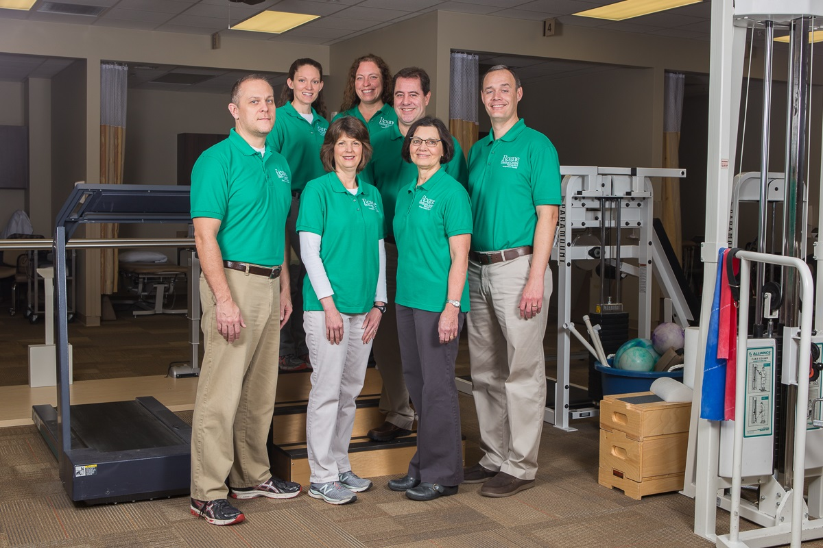 The staff of the PNOC at Roane Medical Center.