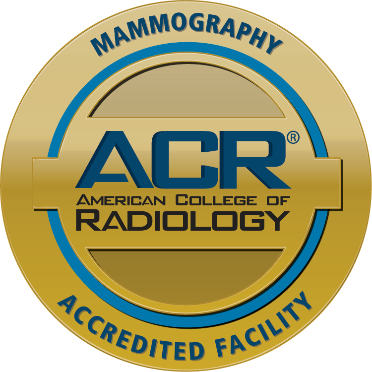 ACR Mammography Accreditation Seal