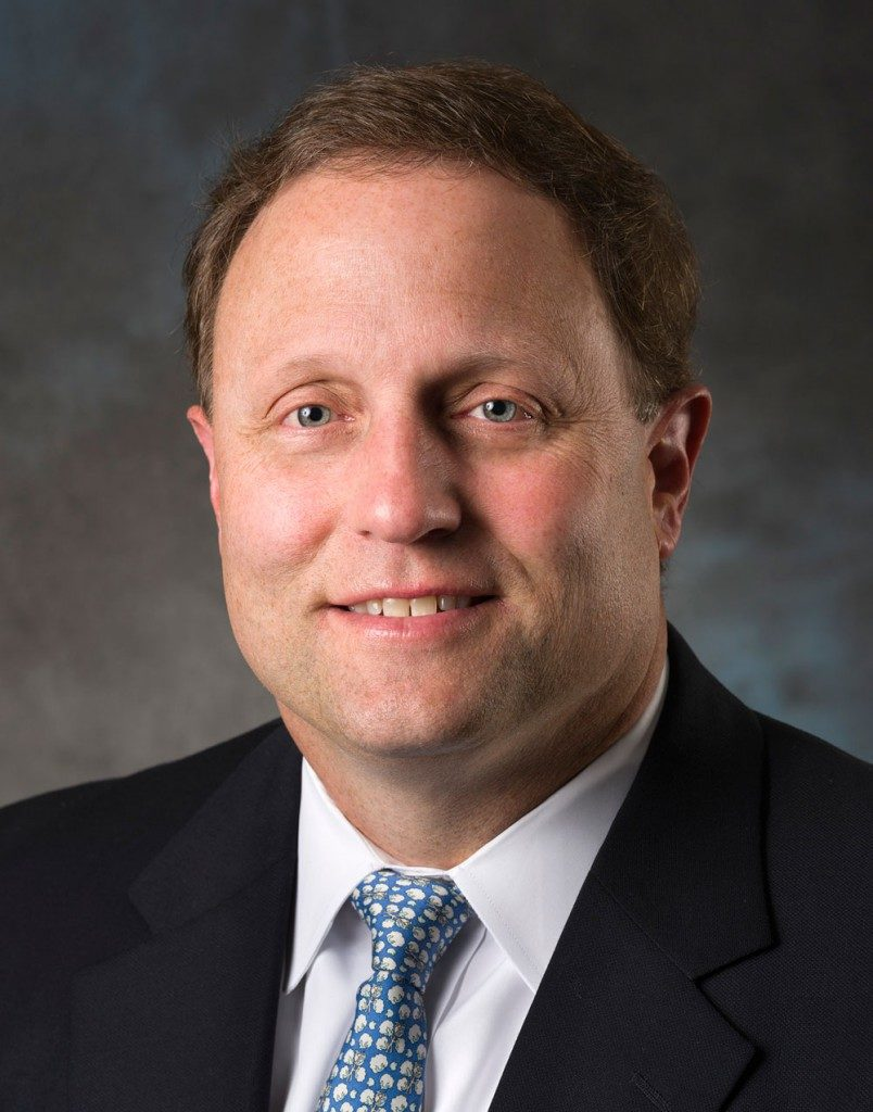 Covenant Health Executive Vice President of Hospital Operations, Jim VanderSteeg
