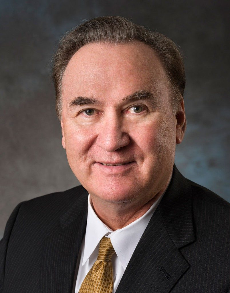 Covenant Health President and CEO, Tony Spezia