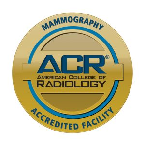 ACR Gold Seal of Accreditation