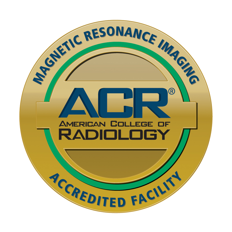 Americal College of Radiology Gold Seal of Accreditation for MRI