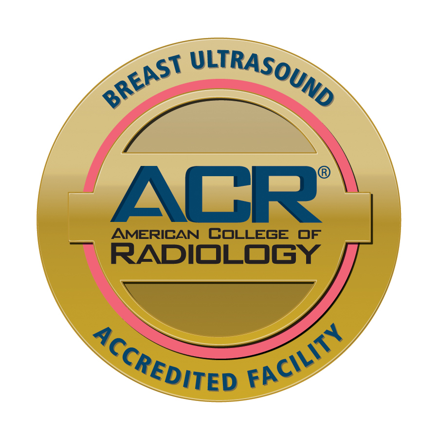 American College of Radiology Gold Seal for Breast Ultrasound