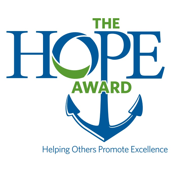 The Hope Award logo